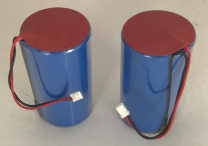 StreamLine non-rechargeable SuperTracer Battery D-size with leads 12Ah