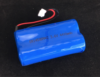 StreamLine non-rechargeable Tube Battery 2xAA-size with leads 4,4Ah