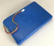 StreamLine Battery, 3,7V 12 Ah, Small connector